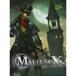 Malifaux - Core Rulebook Second Edition