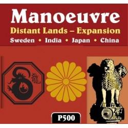 Manoeuvre - Distant Lands