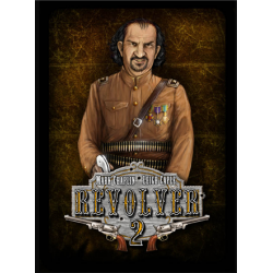 Art Sleeves - Revolver 2 (General Mapache)