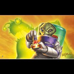 Keyforge Playmat - Martian Madness