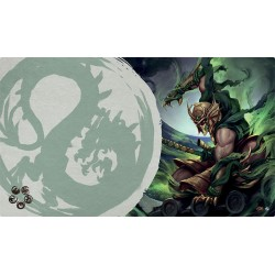 Legend of the Five Rings - Playmat - Master of the High House of Light