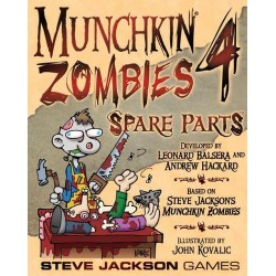 Munchkin Zombies 4 - Spare Parts