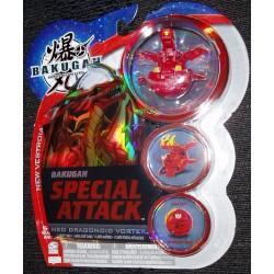 Bakugan - Special Attack - Neo Draganoid Vortex, Top Spin