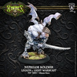 Legion of Everblight - Nephilim Soldier
