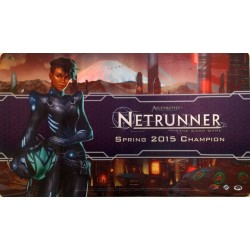 Android Netrunner LCG - Playmat Spring 2015 Champion