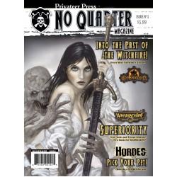 No Quarter Magazine #03