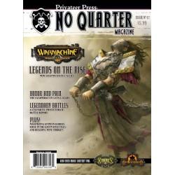 No Quarter Magazine #17
