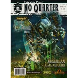 No Quarter Magazine #22