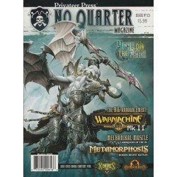 No Quarter Magazine #23