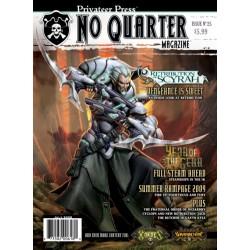 No Quarter Magazine #25