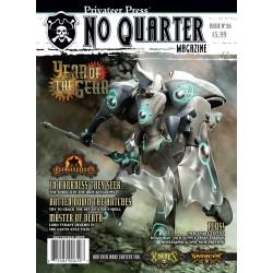 No Quarter Magazine #26