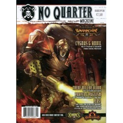 No Quarter Magazine #28