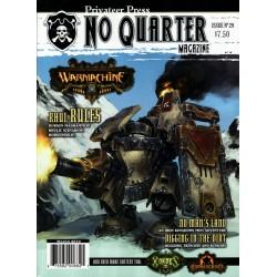 No Quarter Magazine #29