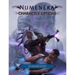 Numenera - Character Options