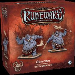 Runewars Miniatures Game - Obscenes