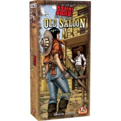 Bang! Dice Game - Old Saloon