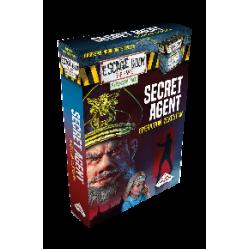 Escape Room The Game - Secret Agent Operation Zekestan