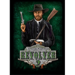 Art Sleeves - Revolver 2 (Padre Estaban)