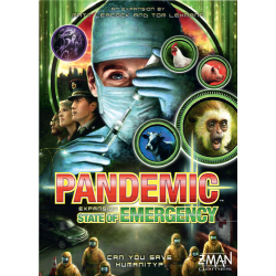 Pandemic 2nd Edition - State of Emergency