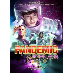 Pandemic 2nd Edition - In the Lab