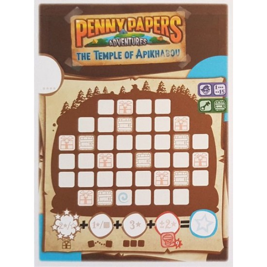 Penny Papers  - Mini Expansion