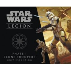 Star Wars Legion - Phase I Clone Troopers