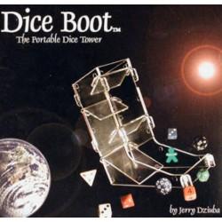 Plastic Dice Tower (demountable)