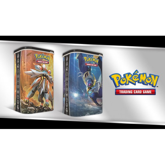 Pokemon - Sun & Moon Deck Shield (Blauw)