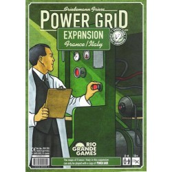 Power Grid - Italy & France