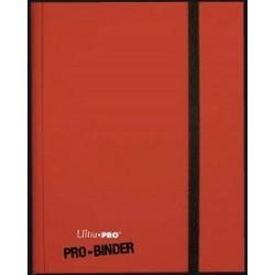 Binder Pro 9 pocket - Red