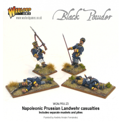 Black Powder Napoleonic - Prussian Up Daisies