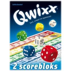 Qwixx - Additional Score Pads
