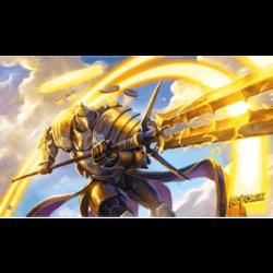 Keyforge Playmat - Raiding Knight