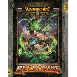 Hard Cover - Reckoning
