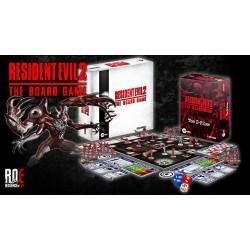Resident Evil 2 Boardgame