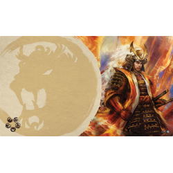 Legend of the Five Rings - Playmat - Right Hand of the Emperor