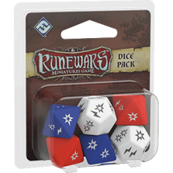 Runewars Miniatures Game - Additional Dice