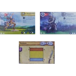 Runewars - Launch cards