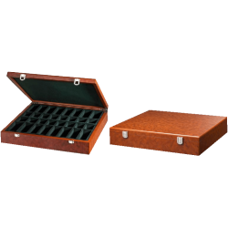 Luxe Wooden Box for Storing Chess Pieces