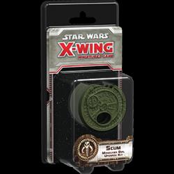 X-Wing - Scum Maneuver Dials Upgrade