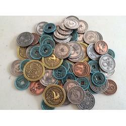 Scythe - Metal Coins Upgrade