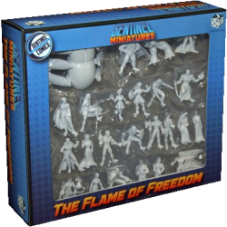Sentinel Tactics - The Flames of Freedom