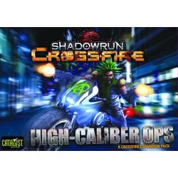 Shadowrun Crossfire - High-Caliber Ops