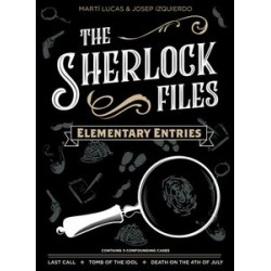 The Sherlock Files - Elementary Entries