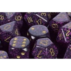D10 - Speckled - Hurricane