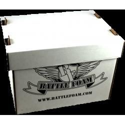 Battle Foam Stacker Box for Battle Foam Size Trays
