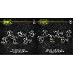 Legion of Everblight - Strider Blightblades or Strider Rangers