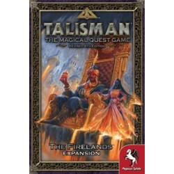 Talisman Revised 4th Edition - The Firelands