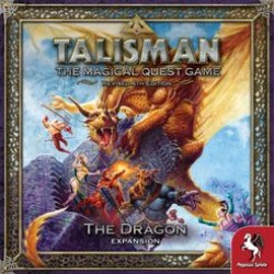 Talisman Revised 4th Edition - The Dragon