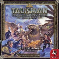 Talisman Revised 4th Edition - The Highland